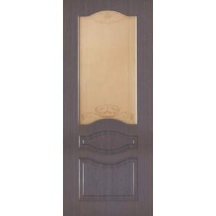 Дверь Леона стекло с худ. печатью