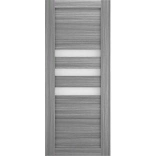 Дверь Техно 7, сатинат