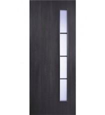Дверь Вертикаль, Венге