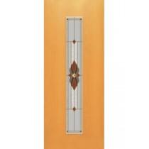 Дверь Тип 8, стекло с худ. печатью