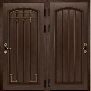 Дверь входная СПАС Кантри ДК 15