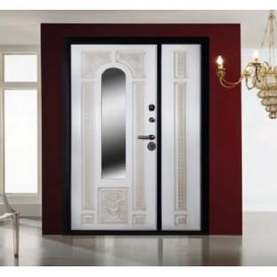 """Дверь входная БЕЛУГА """"ЛАЦИО"""", Двухстворчатая"""