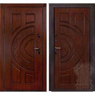 """Дверь входная БЕЛУГА """"ЛУНА"""""""