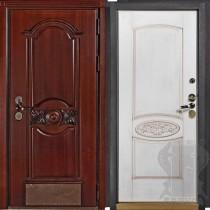 """Дверь входная БЕЛУГА """"СОРРЕНТО"""" Массив ясеня"""
