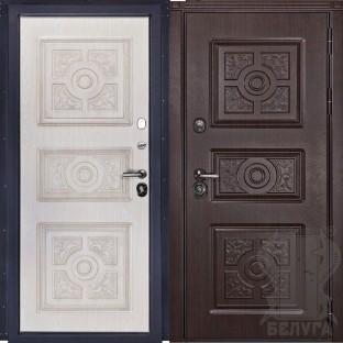 """Дверь входная БЕЛУГА """"ВЕНЕЦИЯ"""""""