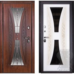 """Дверь входная БЕЛУГА """"ВЕРНИСАЖ"""""""