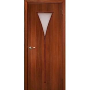 Дверь Рюмка, стекло матовое