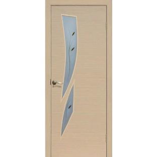 Дверь Стрелиция с фьюзингом