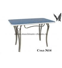Стол №14, размер 1100х700 мм.