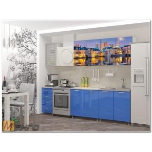 "Кухня ""Нью-Йорк"" 2.0 м. МДФ"