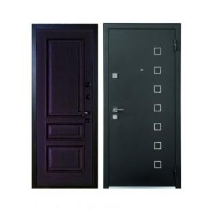 Дверь входная МОНОЛИТ, Венге