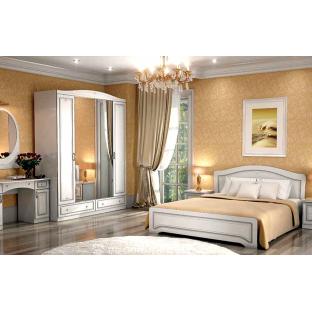 Спальный гарнитур 1 МДФ+Патина