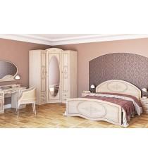 Спальный гарнитур 3 МДФ Патина