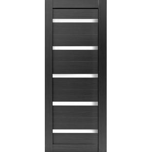 Дверь Техно-5 Орех темный