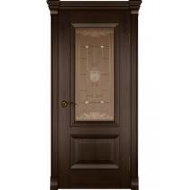 Дверь Квадро 22, Американский орех