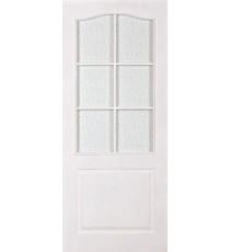 Дверь КЛАССИК 38 мм., со стеклом